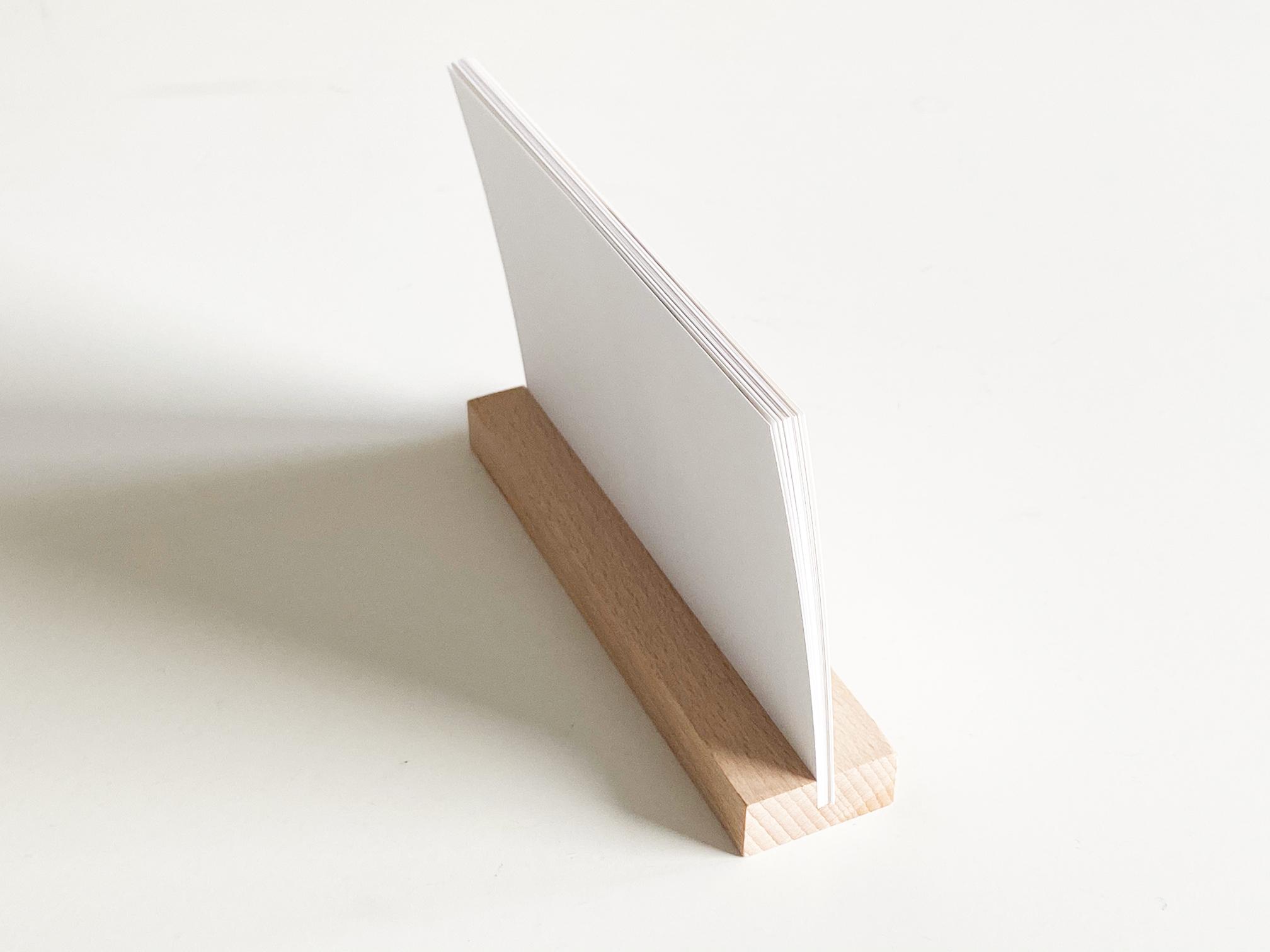木製フォトホルダー